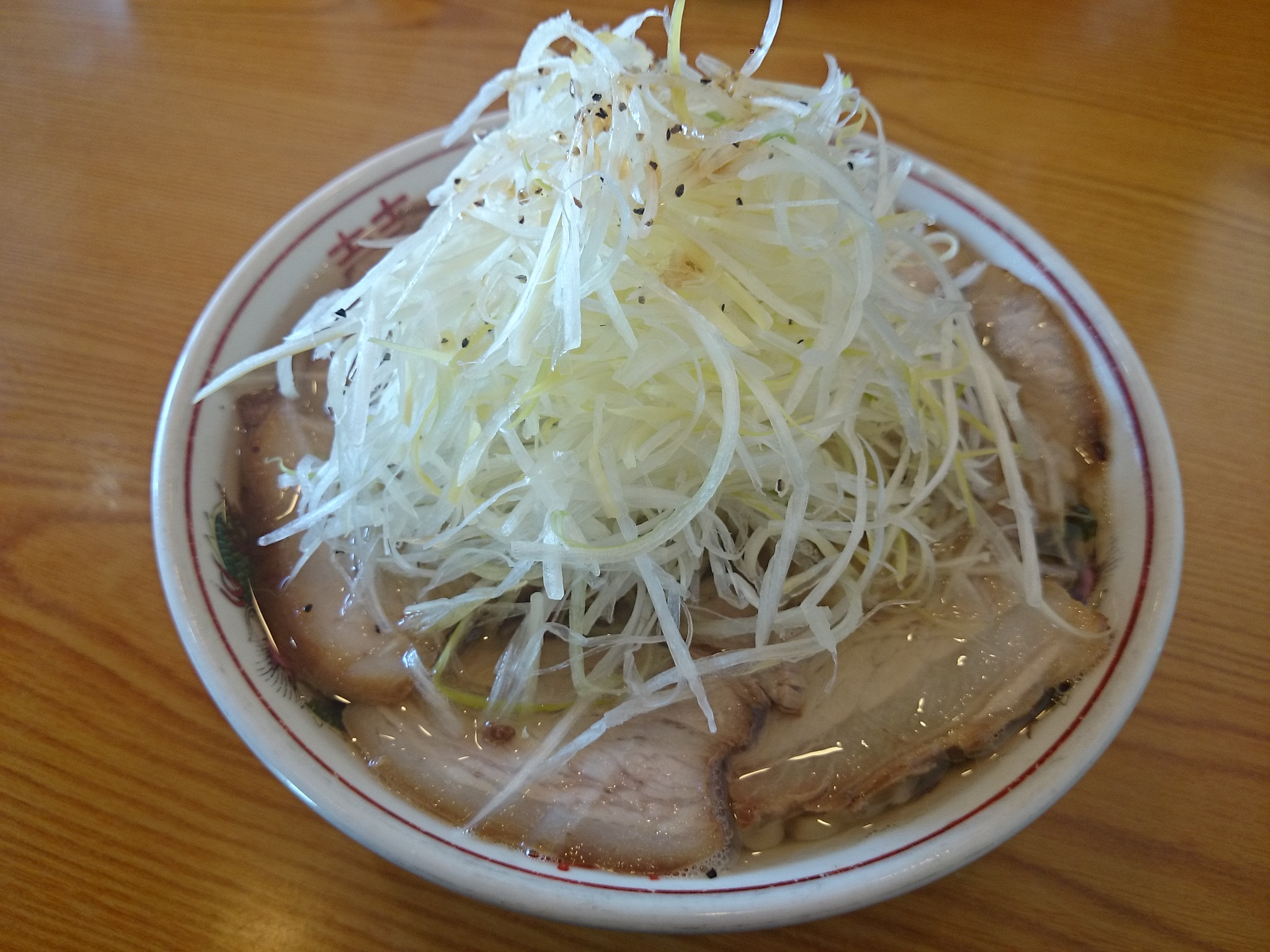 ラーメン うめ八(写真2)