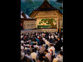 檜枝岐歌舞伎とミニ尾瀬公園