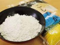 米粉でカリッ!サクッ!!おいしい天ぷら粉♪