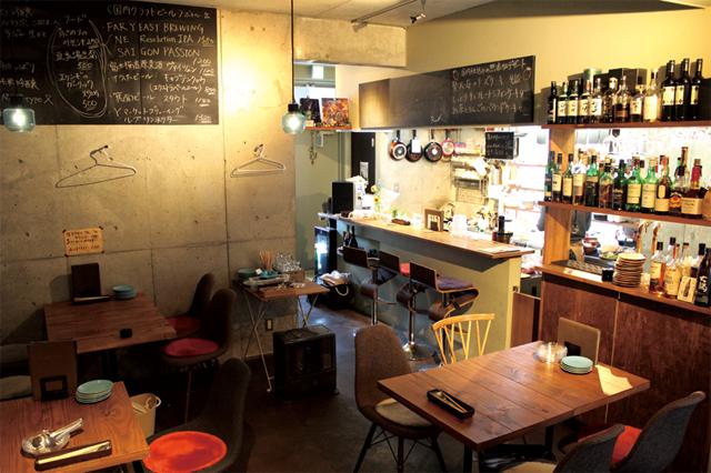 Beer café THIRD PLACE(ビアカフェ サードプレイス)(写真4)