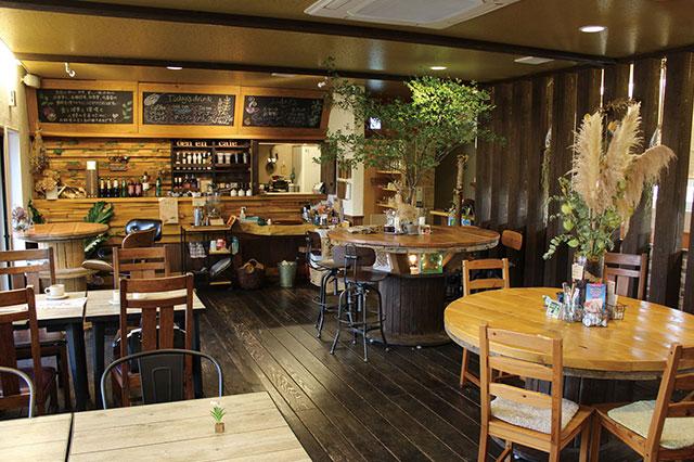 den・en café(デンエンカフェ)(写真4)